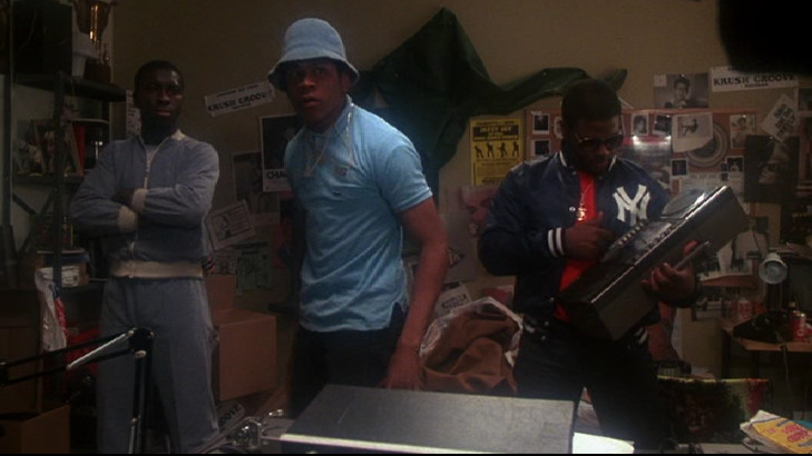hip hop films