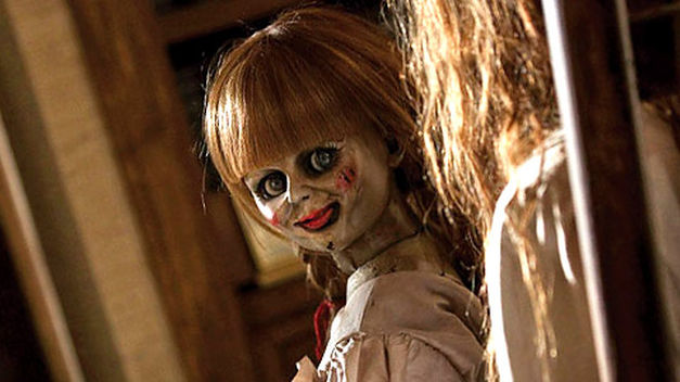 Review Annabelle 2014 Reel Good