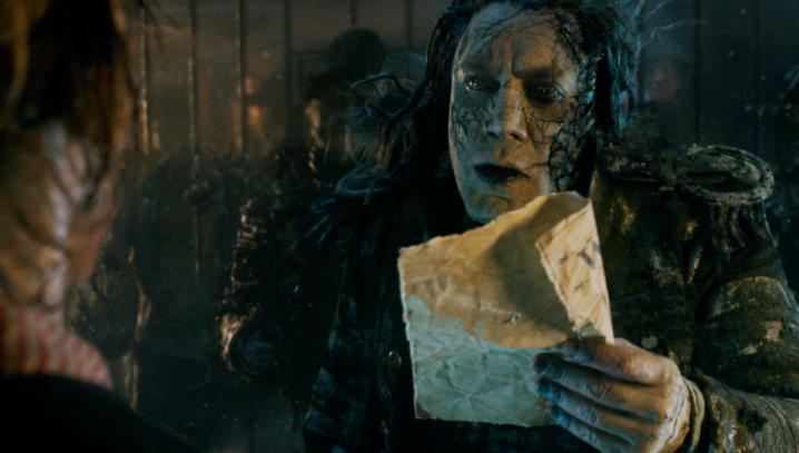 Bardem wasn't shy with his concerns about the script.